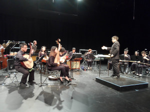 A Taiwanese orchestra focusing on Taiwanese contemporary music